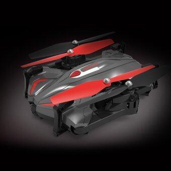 Drone โดรน พับได้ Skytech TK110HW ติดกล้อง WiFi FPV ยอดนิยมมาแรงมาก - 2