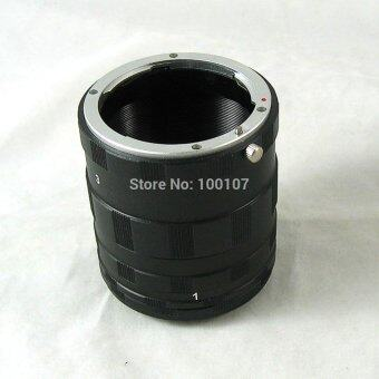 DSLRKIT Macro Extension Tube Ring For NIKON Ai AF DSLR & SLR -intl