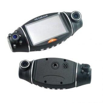 Dual Lens in Car