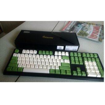 ราคา Ducky Keycaps Color U ปุ่ม Mechanical แป้นไทย สว่างทั้งแค้ป 2 สี