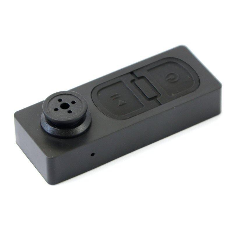 สีดำปุ่มแป้นคอมพิวเตอร์วิดีโอมินิ DVR แคมกล้องอุปกรณ์บันทึกเสียง1280 x 960-