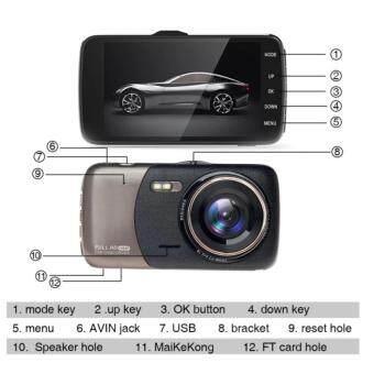 DVR CT503S กล้องติดรถยนต์ car cameras