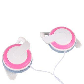 ... Ear-hook Headphone 3 Colors Earphone Headset for CellphoneMP3/MP4/PC Computers (