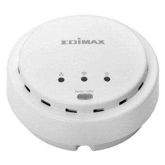 Edimax EW-7428HCn N300 High Power Ceiling Mount Wireless PoE Range Extender / Access Point