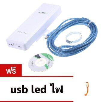 EDUP 8523 ตัวรับสัญญาณwifi USB wireless HIGH POWER 2000WM OUTDOORติดตั้งภายนอกไต้ สายยาว5ม