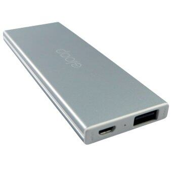 Eloop E18 Power Bank 4000 mAh (สีเงิน)