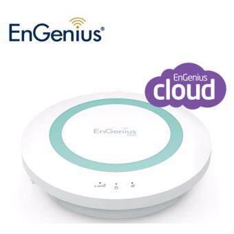 Engenius ESR300 Wireless ตัวกระจายสัญญาณไวไฟ แค่เสียบสายแลนใช้งานได้ทันที Cloud Fast Ethernet Router รองรับ Multimedia Sharing