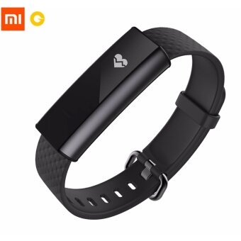 English Version Xiaomi Amazfit A1603 Arc Activity Heart Rate Sleep Tracker with OLED Touchscreen Black Smartband - intl