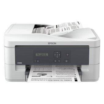 Epson K300 Ink Jet Printer All-In-One Built in ADF ขาว ดำ (C11CB16401)