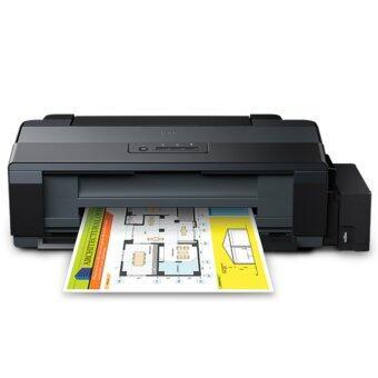 สนใจซื้อ Epson L1300 พร้อมหมึกซับลิเมชัน (sublimation ink) พิมพ์ลงวัสดุ (Black)