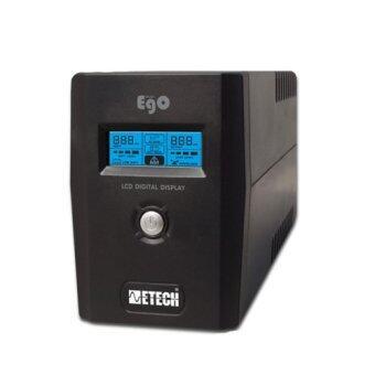2561 ETECH UPS (LCD) Ego By Zircon WATT 480W