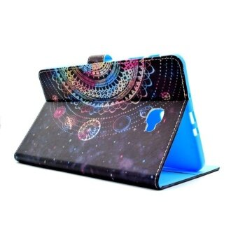 Ethnic Style Flip Cover for Samsung Galaxy Tab A 10.1\ 2016 Tablet(SM-T580 / SM-T585