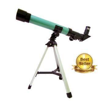 EVERLAND กล้องดูดาว สำหรับเด็กและมือสมัครเล่น 20x 30x 40x (image 0)