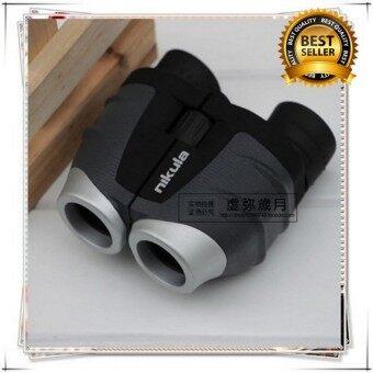 EVERLAND Nikula 10X-30X zoom กล้องส่องทางไกล 2 เลนส์ (Black)