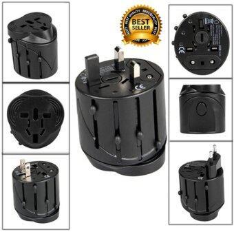 อยากขาย EVERLAND Universal Adapter Plug หัวแปลงปลั๊กสากล (Black)