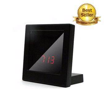 EVERLAND VDO HD Spy Clock กล้องนาฬิกา กล้องแอบถ่าย รุ่นตั้งโต๊ะ(สีดำ)