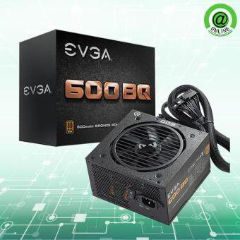 EVGA PSU / 600 BQ - 80+ BRONZE 600W รับประกัน 3 ปี