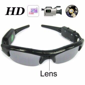EYE GLASSES DVR กล้องแว่นตาสายลับ/แอคชั่นแคม/DVR ในตัว ใส่เมมTF CARD เลนส์โพลารอยด์