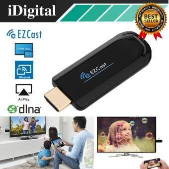 EZCast WiFi HDMI TV Dongle เชื่อมต่อมือถือไปทีวี/โปรเจคเตอร์ รองรับทุกอุปกรณ์ iPhone/iPad/Android/MacBook/NoteBook
