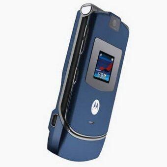 (FACTORY REFURBISHED) Motorola V3 RAZR - Blue