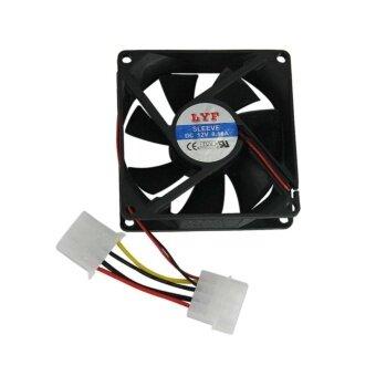 พัดลมระบายความร้อน Fan Case พัดลม