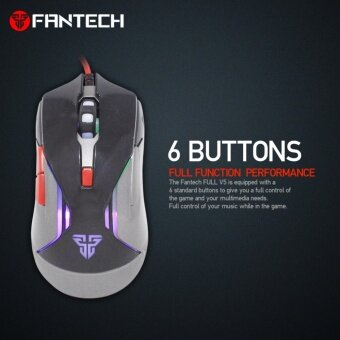 FANTECH Optical Gaming Mouse