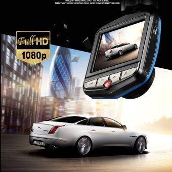 FHD Car Cameras กล้องติดรถยนต์ รุ่นT300I แพ็คคู่ (Black) ฟรีMemoryCard 32 GB (image 4)
