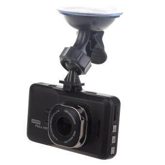 FHD กล้องติดรถยนต์ WDR และ Parking Monitor บอดี้โลหะ จอใหญ่ 3.0นิ้ว เมนูไทย รุ่น T626SE (เวอร์ชั่น3) ถ่ายกลางคืนสว่างกว่าเดิม (Black) - มีคลิปวีดีโอรีวิว เปรียบเทียบกับรุ่นอื่น (image 2)