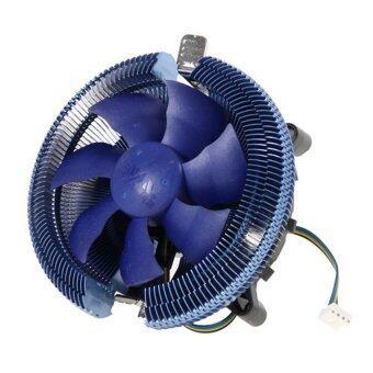 ประเทศไทย Fighter FAN CPU COOLER 775 ฐานเงิน ( Blue )