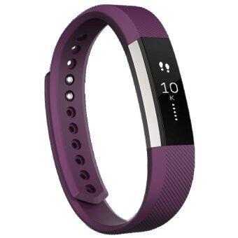 Fitbit Alta Fitness Tracker Plum Large
