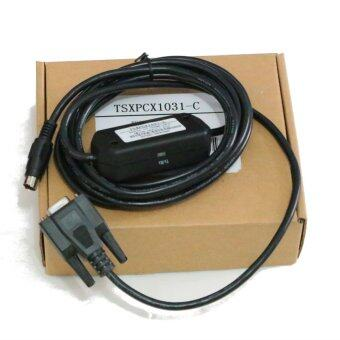 Fliegend Programming Cable for TSXPCX1031-C Schneider TWIDO/NEZASeries PLC RS232 to 485 - Intl