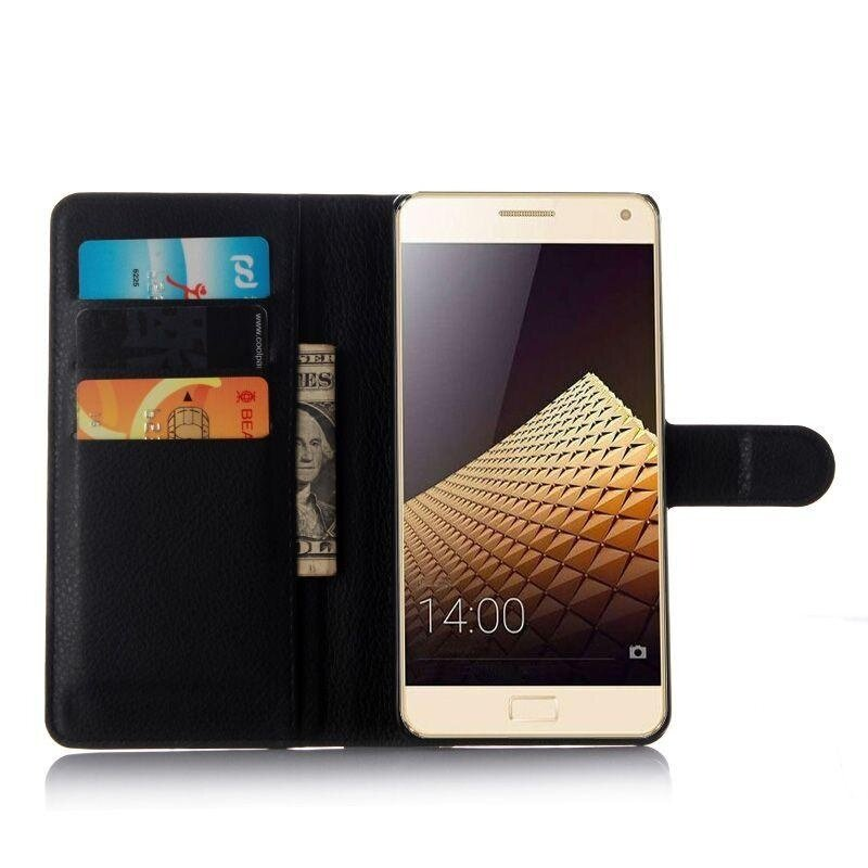 Hicase Slim PU Leather Flip Protective Magnetic Cover Case for Asus Zenfone 3 Zoom ZE553KLwith Card
