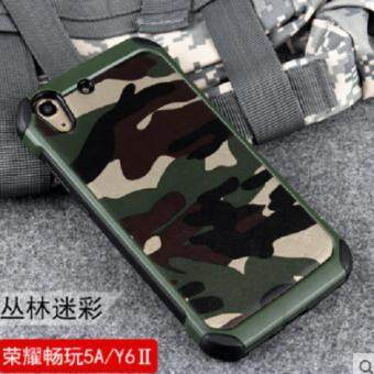 For Case Huawei Y62 / Huawei Y6II / Y6 ii / Y6 2 เคสหัวเว่ย เคสทหาร เคสลายทหาร เคสกันกระแทก เคสหัวเว่ย Y62 ราคาถูก พร้อมส่ง ทำจากวัสดุ TPU นิ่ม ใหม่