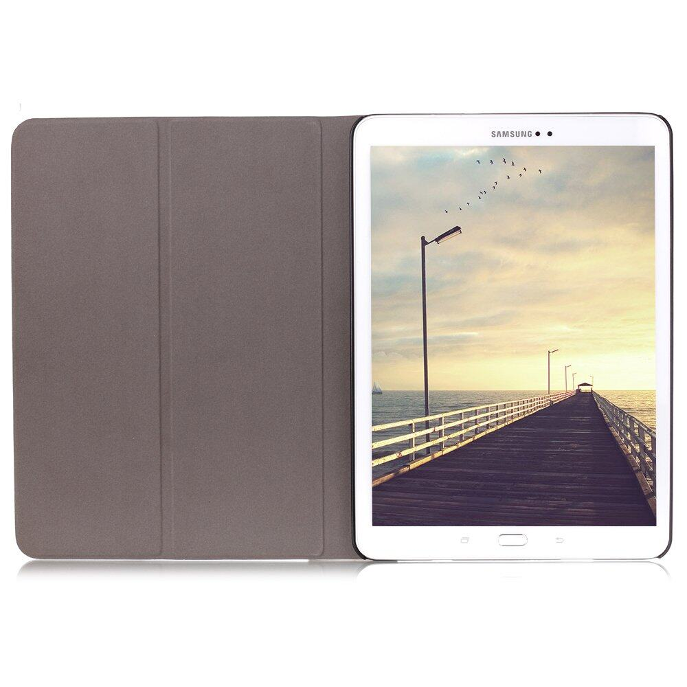 For Samsung Galaxy Tab S2 9.7 SM-T815 PU Leather Flip Stand Casewith Auto Sleep