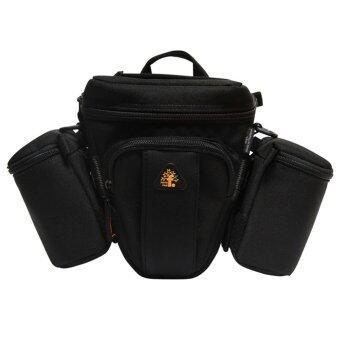 รีวิว FotoFile Bags (กระเป๋าตราต้นไม้) รุ่น Tri-Angle (Black)
