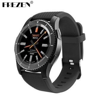 FREZEN G8 Smartwatch Bluetooth 4.0 SIM Call Message Reminder Heart Rate Monitor Smart Watchs For Android IOS - intl