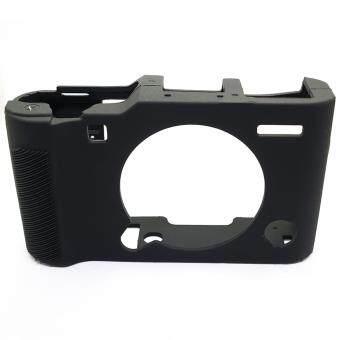 เคสซิลิโคน กล้อง FUJI XA3 (สีดำ)