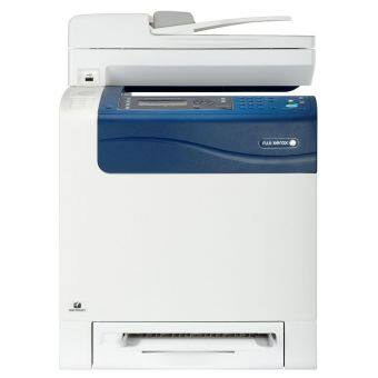 Fuji Xerox เครื่องพิมพ์เลเซอร์สี FujiXerox DocuPrint CM305DF (Print/Scan/Fax/Copy)Fuji Xerox DocuPrint CM305 df(White) 3 Years Warranty