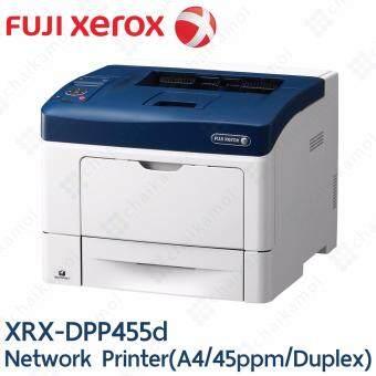 รีวิว Fuji Xerox Laser Printer DocuPrint P455d Network (A4 45 ppmDuplex)