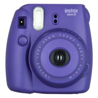 Harga Fujifilm Instax mini 8 (Grape)