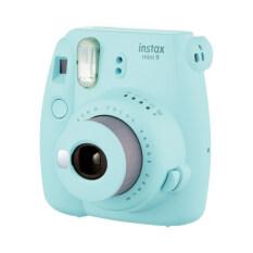 Fujifilm กล้องอินสแตนท์ รุ่น Instax mini 9 (สี Ice Blue)