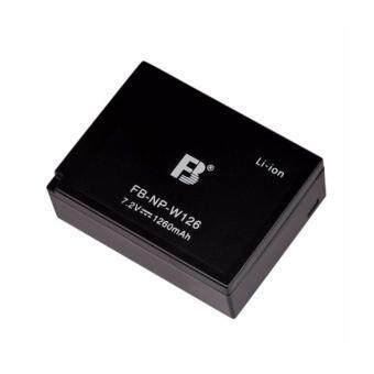 แบตเตอรี่สำหรับกล้อง Fujiflim FB-NP-W126 เกรด A