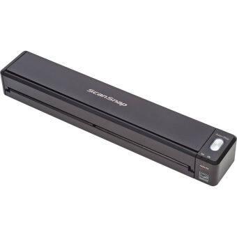 Fujitsu ScanSnap ix100 Wireless Mobile Scanner (Black) built-in Battery