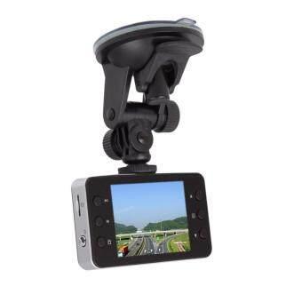 กล้องบันทึกวีดีโอ Full HD ติดกระจกหน้ารถ