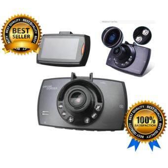 [ สินค้าแนะนำ++ ] กล้องติดรถยนต์แบบง่าย บันทึกกลางวันกลางคืน FullHD 1080P Car DVR Camera จอ 2.4นิ้ว