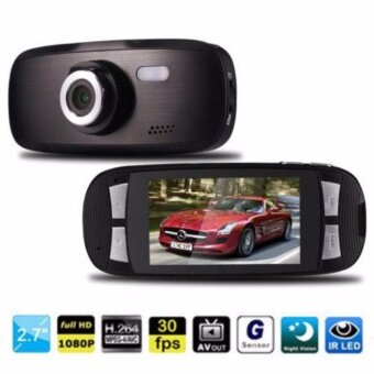 ซื้อ/ขาย กล้องติดรถยนต์ รุ่น G1W Full HD WDR ชิพ NT96650 กลางคืนชัด