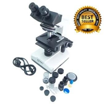 GadgetZ กล้องจุลทรรศน์ สองตา Micorscope 1600X ระดับมืออาชีพ (AXS1006)