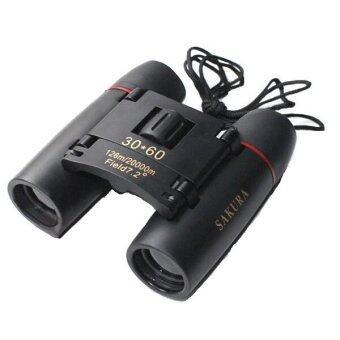 GadgetZ กล้องส่องทางไกล สองตา SAKURA 8X (image 1)