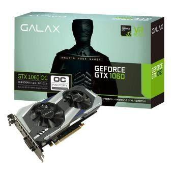 Galax VGA GTX1060 OC