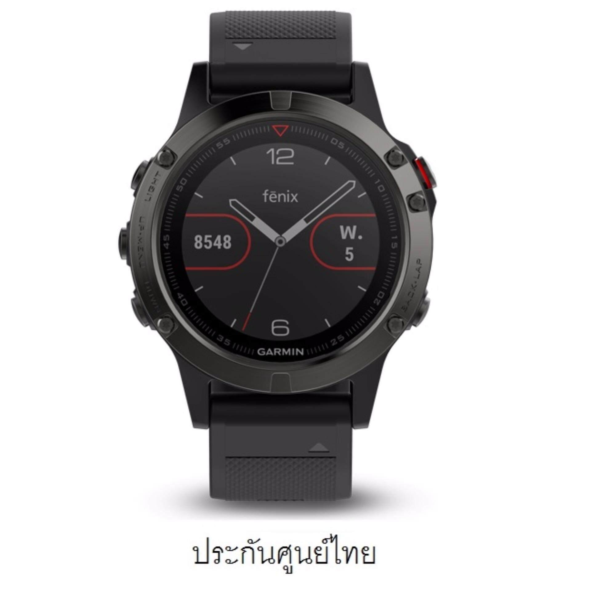 กาญจนบุรี Garmin fenix 5 Slate grey